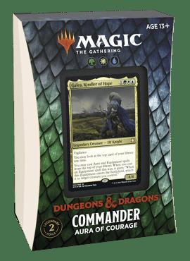 Commander 2021: Aura of Courage