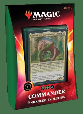 Commander 2020: Enchanted Evolution