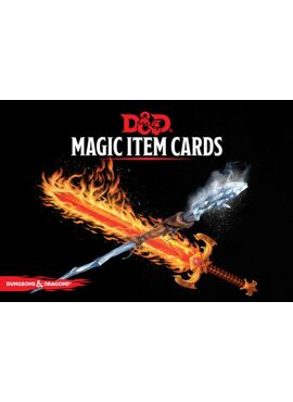 Magic Item Cards