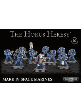 Mark IV Space Marines