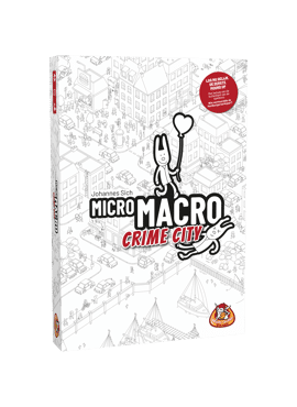 Micro Macro Crime City (NL)