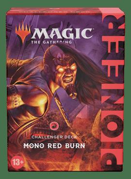 Pioneer Challenger Deck: Mono Red Burn