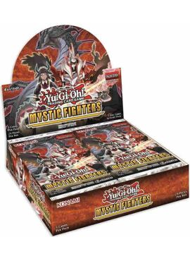 Mystic Fighters Boosterbox