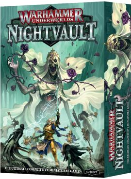 Warhammer Underworlds Nightvault