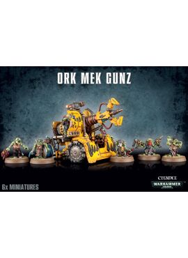 Ork Mek Gunz