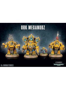 Ork Mega Nobz