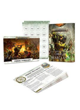 Warscrolls: Orruk Warclans