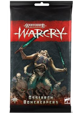 Warcry: Ossiarch Bonereapers Cards