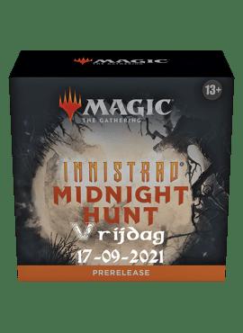 Midnight Hunt Prerelease - Vrijdag