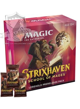 Strixhaven Prerelease at Home: Lorehold
