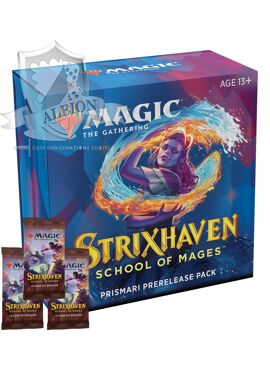 Strixhaven Prerelease at Home: Prismari