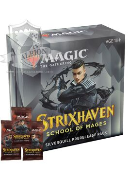Strixhaven Prerelease at Home: Silverquill