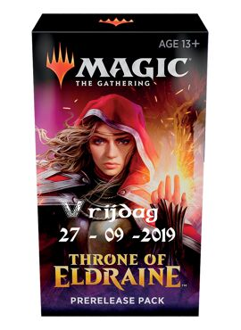 Throne of Eldraine Early Prerelease Event
