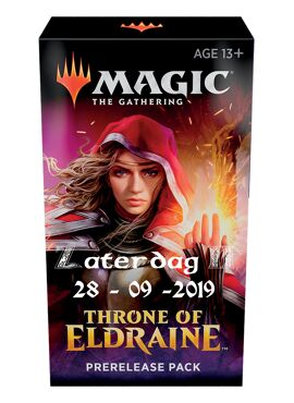 Throne of Eldraine Prerelease Event 2