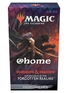 Adventures in the Forgotten Realms Prerelease @ Home