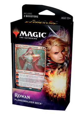 ELD Planeswalker Deck: Rowan