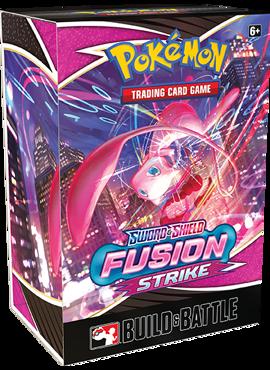 Fusion Strike Prerelease