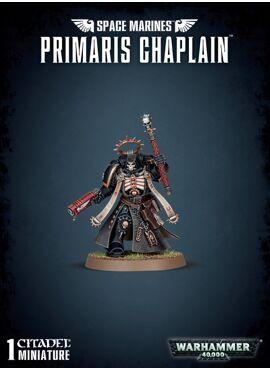Space Marine Primaris Chaplain