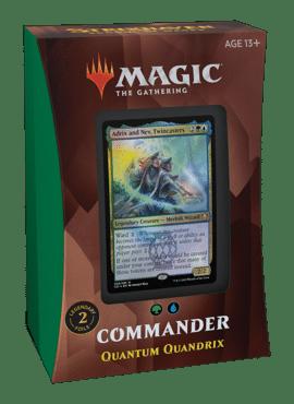 Strixhaven Commander: Quantum Quandrix