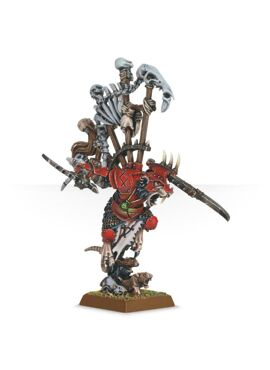Skaven Warlord: Queek Headtaker