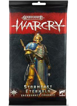 Warcry: Sacrosanct Chamber Cards