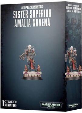 Sister Superior Amalia Novena