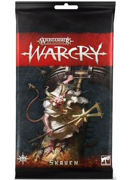 Warcry: Skaven Cards