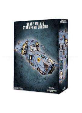 Space Wolves: Stormfang Gunship