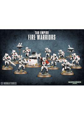 Tau Empire Fire Warriors Strike Team