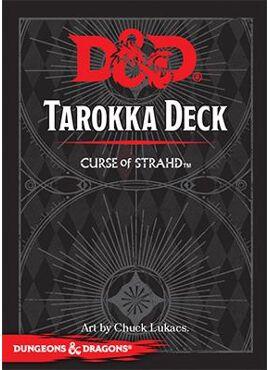 Spellbook Cards: Tarokka Deck