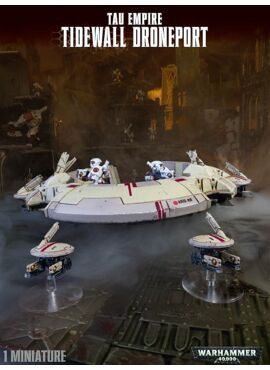 Tau Empire Tidewall Droneport
