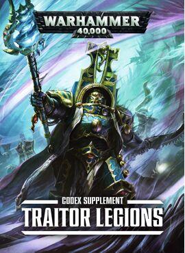 Codex: Traitor Legions