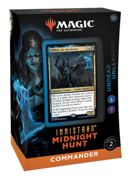 Commander 2021: Undead Unleashed