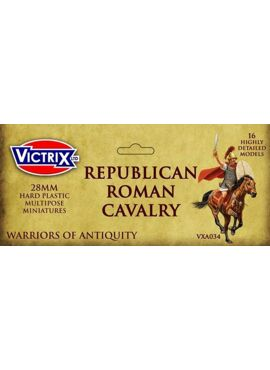 Republican Roman Cavalry