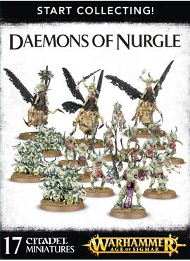 Start Collecting! Deamons of Nurgle