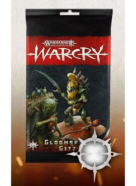 Warcry: Gloomspite Gitz Cards