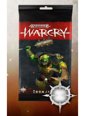 Warcry: Ironjawz Cards