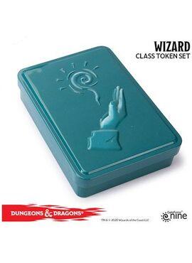 Class Token Set: Wizard