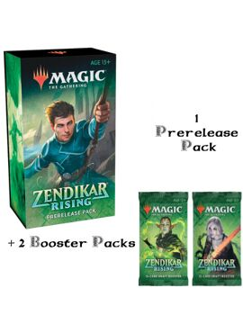 Zendikar Rising Prerelease at Home