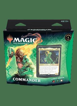 Commander 2020: Land's Wrath