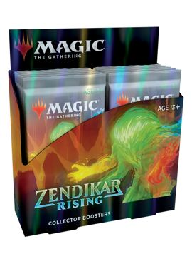 Zendikar Rising Collector Boosterbox