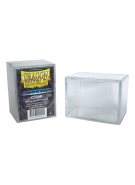 Dragon Shield Deckbox: Clear