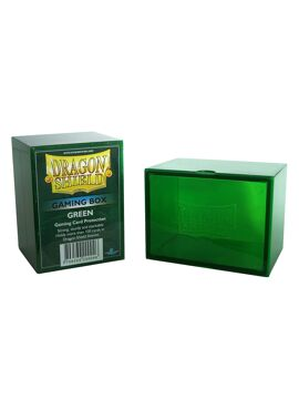 Dragon Shield Deckbox: Green