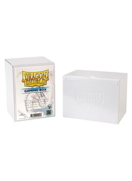 Dragon Shield Deckbox: White