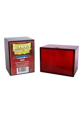 Dragon Shield Deckbox: Red