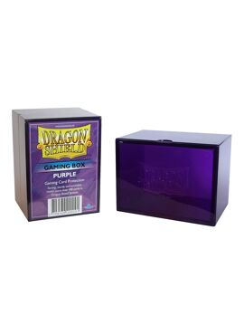 Dragon Shield Deckbox: Purple