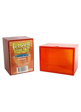 Dragon Shield Deckbox: Orange