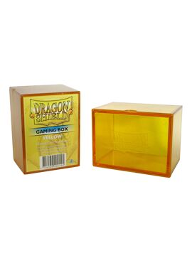 Dragon Shield Deckbox: Yellow