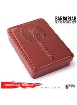 Class Token Set: Barbarian