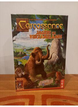 Carcassonne Jagers en Verzamelaars